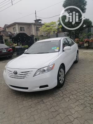 Toyota Camry 2007 White | Cars for sale in Lagos State, Surulere
