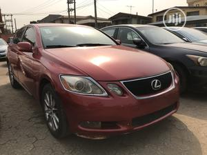 Lexus GS 2006 300 Automatic Red | Cars for sale in Lagos State, Ikeja