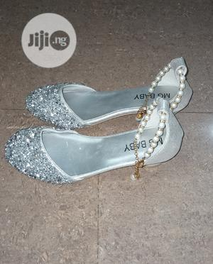 Baby Girl Shoe - Silver | Children's Shoes for sale in Lagos State, Ojodu