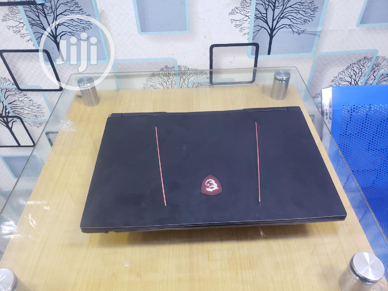 Laptop MSI GE75 Raider 10SE 16GB Intel Core I7 SSD 512GB | Laptops & Computers for sale in Ikeja, Lagos State, Nigeria