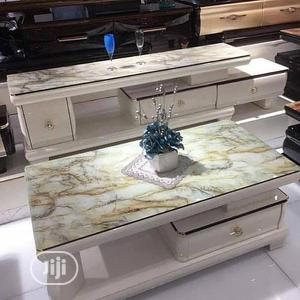 A Set of Center Table With Tv Stand   Furniture for sale in Lagos State, Ojo