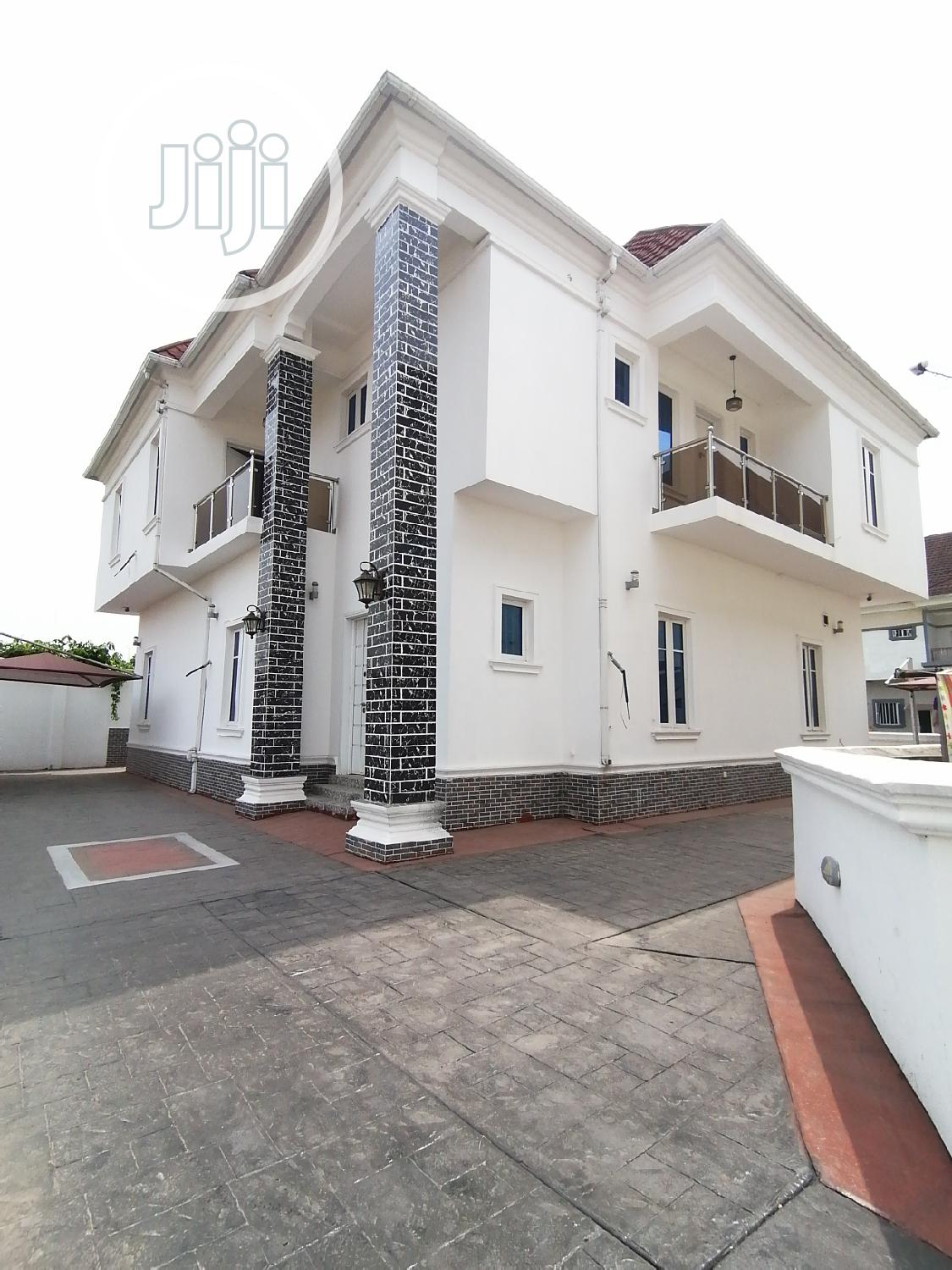 4 Bedroom Fully Detached Duplex With a Room Bq for Sale