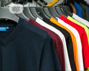 Big Over Size Vneck Tee Shirt Better Than Kanin Gildan Lagos   Clothing for sale in Lagos State, Ikeja