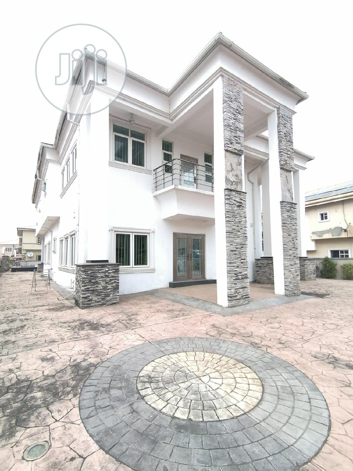 5 Bedroom Fully Detached Duplex With a Room Bq and a POOL