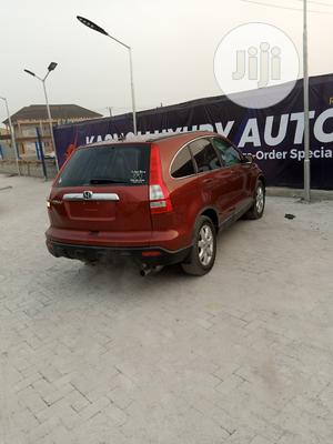Honda CR-V 2009 LX 4WD Automatic Red | Cars for sale in Lagos State, Ajah