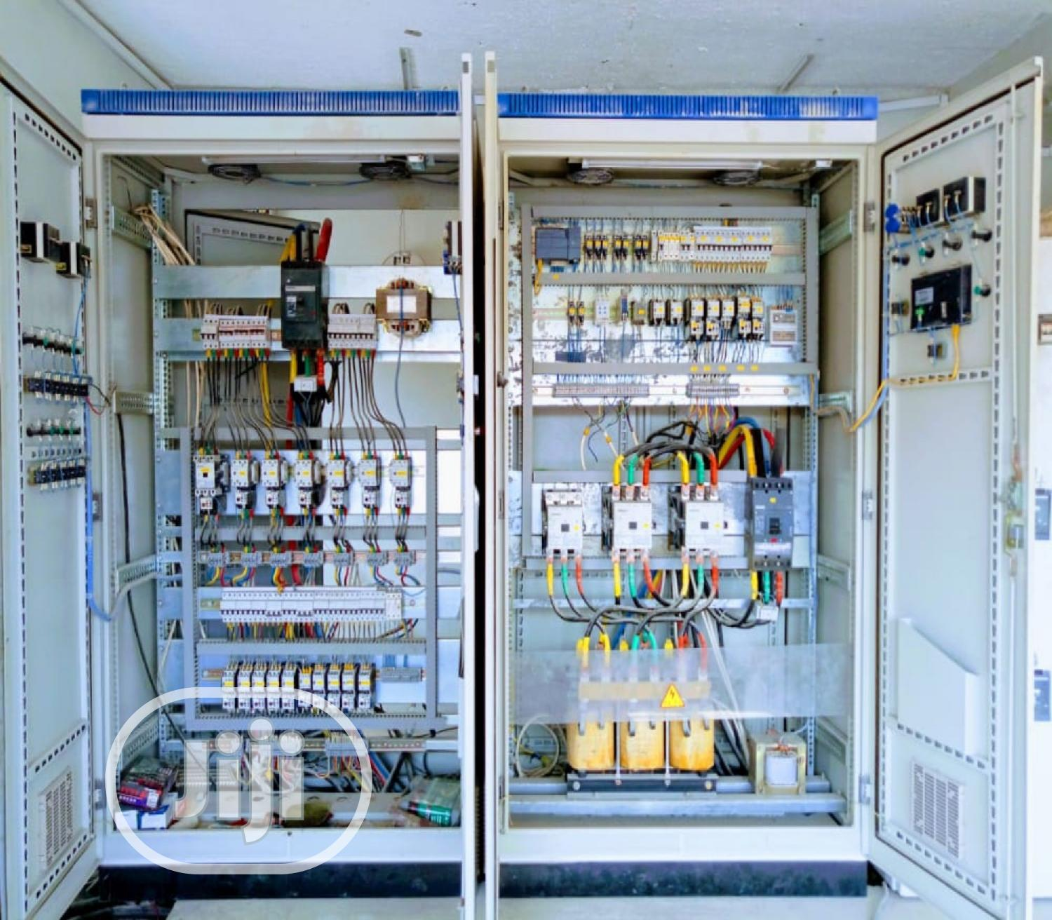 Archive: An Industrial Electrician URGENTLY NEEDED