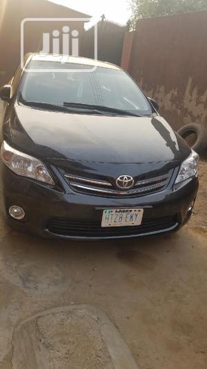 Toyota Corolla 2010 Black   Cars for sale in Oyo State, Ibadan
