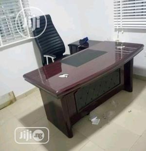 High Quality Executive Office Table and Chair   Furniture for sale in Lagos State, Ikeja