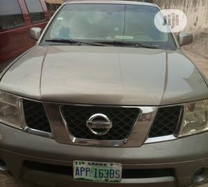 Nissan Pathfinder 2006 LE 4x4 Gray   Cars for sale in Ogun State, Ado-Odo/Ota