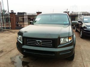 Honda Ridgeline 2006 RTS Green | Cars for sale in Ogun State, Ijebu Ode