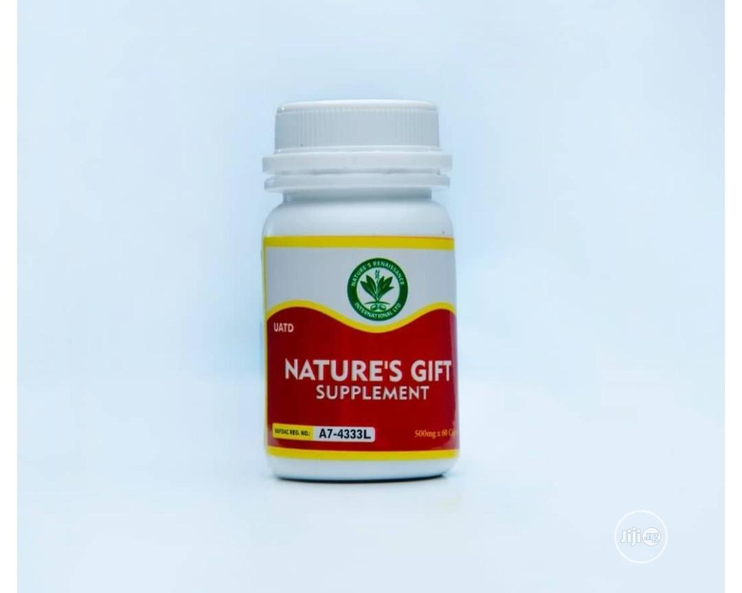 Nature's Gift - For Stroke Treatment and Partial Paralysis