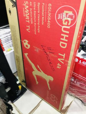 "Original LG 65"" Uhd 4K Smart TV   TV & DVD Equipment for sale in Rivers State, Port-Harcourt"