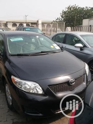 Toyota Corolla 2009 Black | Cars for sale in Lagos State, Lagos Island (Eko)