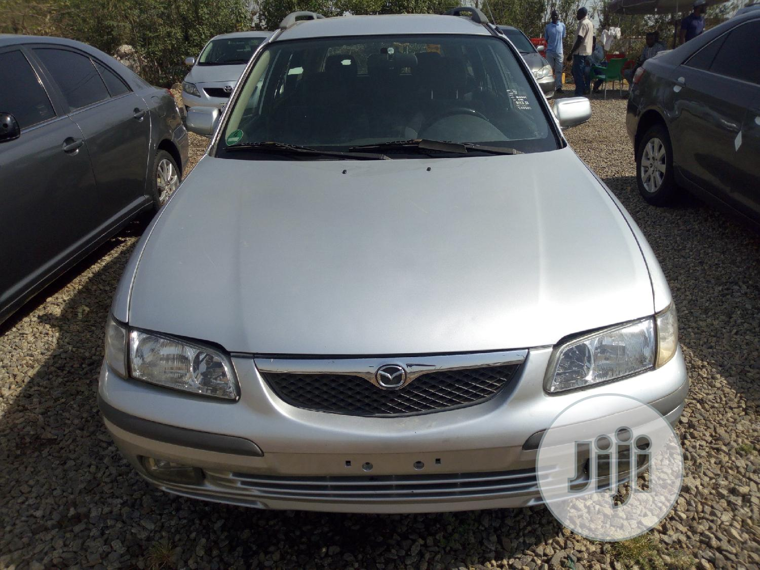 Mazda 626 2001 Gray | Cars for sale in Kubwa, Abuja (FCT) State, Nigeria