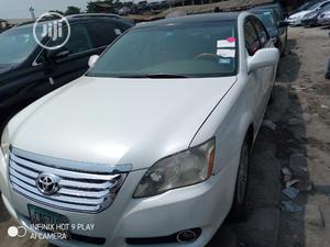 Toyota Avalon 2005 Limited White   Cars for sale in Lagos State, Apapa