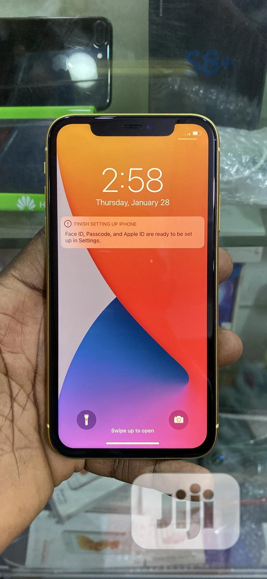Apple iPhone 11 64 GB Yellow | Mobile Phones for sale in Sagamu, Ogun State, Nigeria