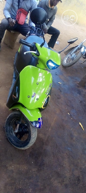 Archive: Suzuki Bike 2019 Green