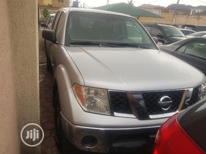 Nissan Frontier 2008 Silver   Cars for sale in Lagos State, Ikeja
