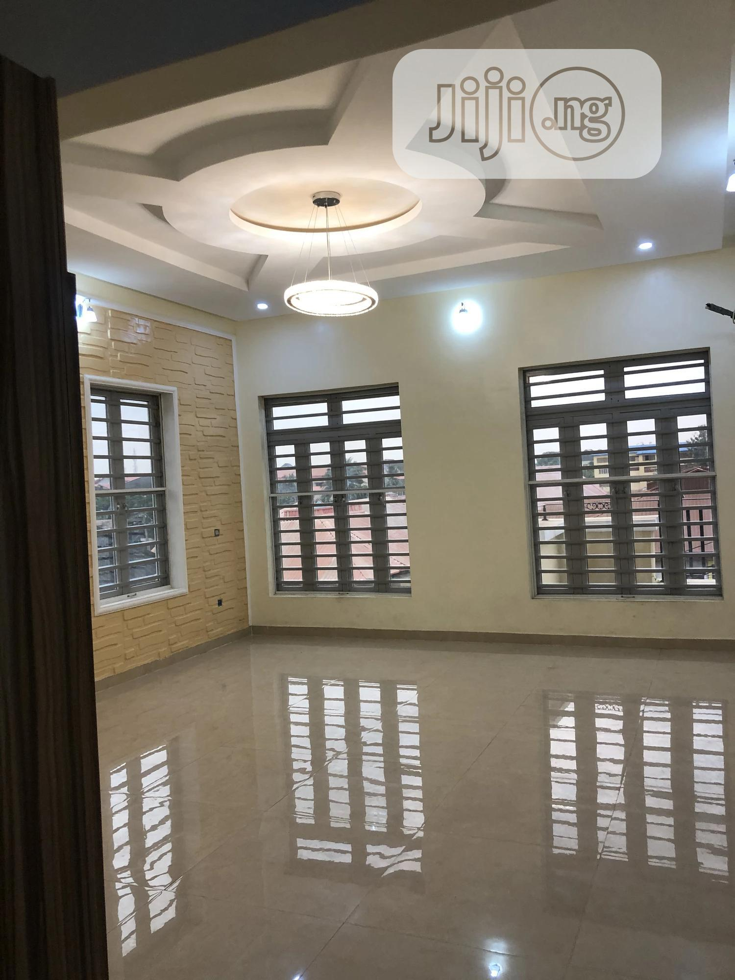 Newly Built 5 Bedroom Duplex With BQ At A Secured Estate