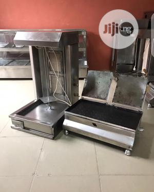 Shawarma Machine and Toaater Grill With 1year Warranty | Restaurant & Catering Equipment for sale in Lagos State, Ojo