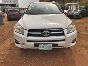 Toyota RAV4 2010 2.5 Limited White | Cars for sale in Lagos State, Ikeja