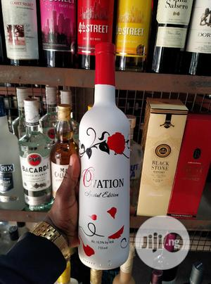 Ovation Red Wine Very Quality | Meals & Drinks for sale in Lagos State, Ojo