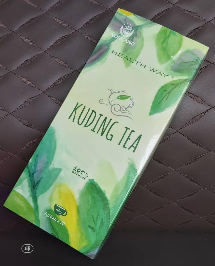Norland Kudding Tea for Body Detox of Toxins and Bad Fat