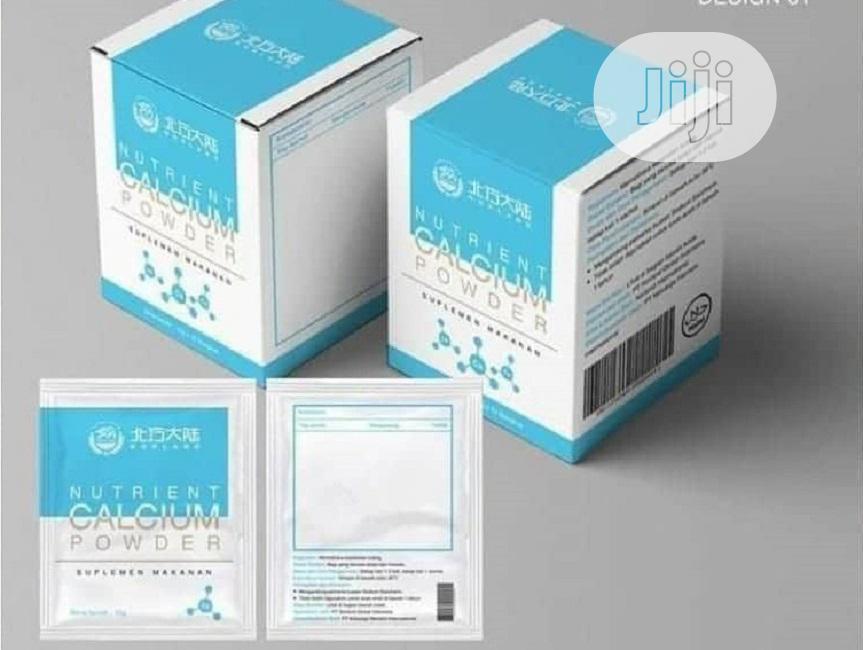 Nutrient Calcium Powder Contains Oligosaccharide