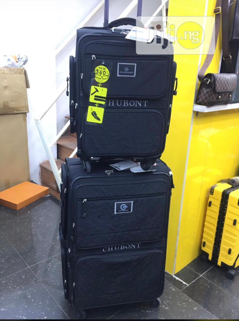 Archive: Unique Set of Men Luggage.