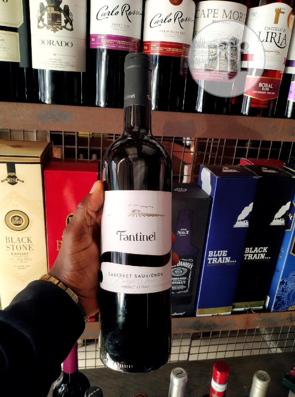 Fantinel Red Wine