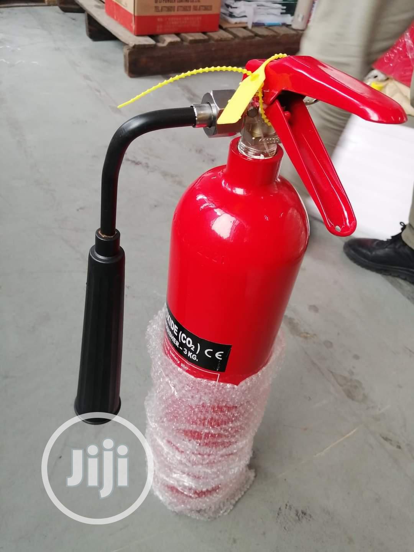 3kg Fire Extinguisher