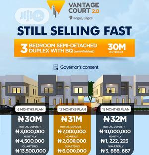 3 Bedrooms Duplex for Sale in Vantage Court, Bogoje   Houses & Apartments For Sale for sale in Ibeju, Bogije