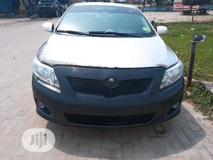 Toyota Corolla 2010 Silver | Cars for sale in Lagos State, Ibeju