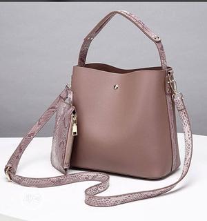 Brown Designers Female Hand Bag.   Bags for sale in Lagos State, Lagos Island (Eko)