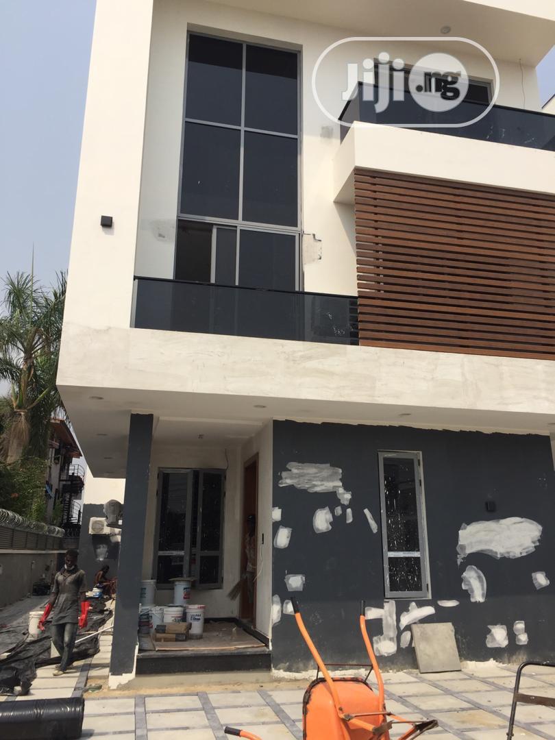 Brand New 5 Bedroom Detached Duplex for Sale at Lekki Phs 1