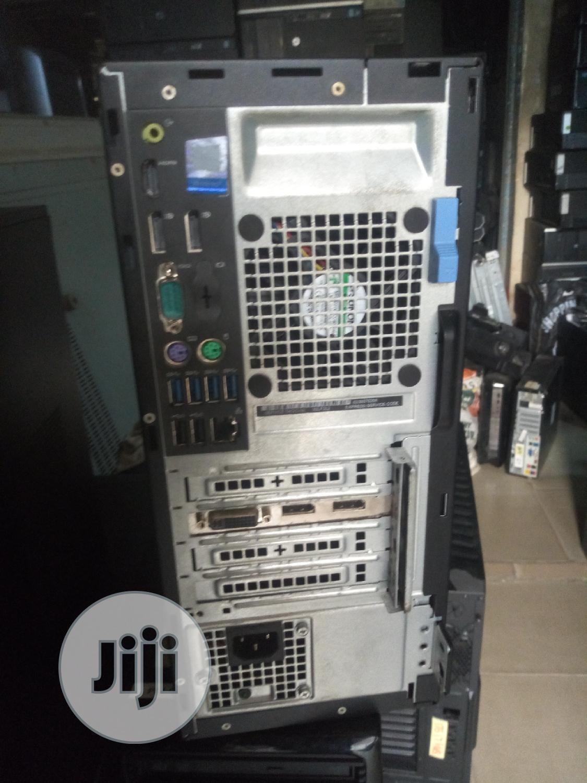 Desktop Computer Dell OptiPlex 7050 8GB Intel Core I7 HDD 1T | Laptops & Computers for sale in Ikeja, Lagos State, Nigeria
