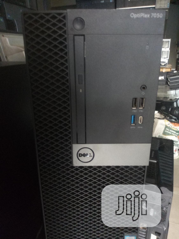 Desktop Computer Dell OptiPlex 7050 8GB Intel Core I7 HDD 1T