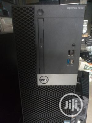 Desktop Computer Dell OptiPlex 7050 8GB Intel Core I7 HDD 1T | Laptops & Computers for sale in Lagos State, Ikeja
