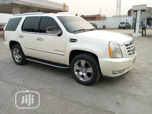 Cadillac Escalade 2007 White | Cars for sale in Lagos State, Isolo
