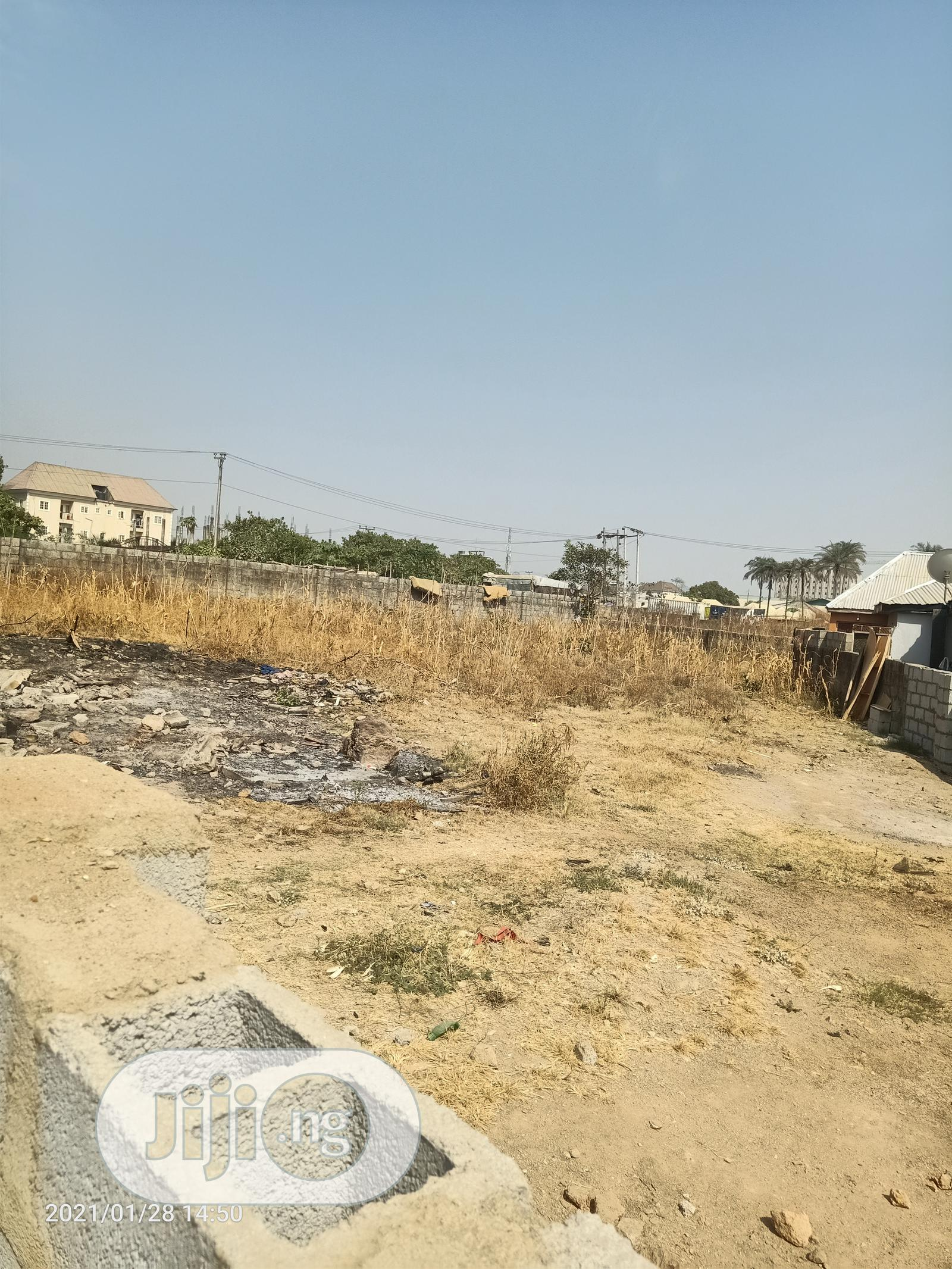 Archive: Fenced Land for Distress Sale in Jahi