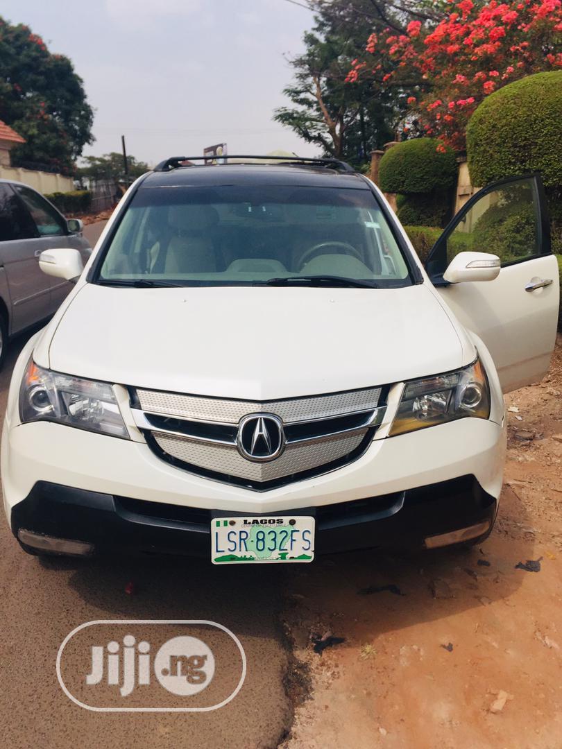 Acura MDX 2008 White | Cars for sale in Owerri, Imo State, Nigeria