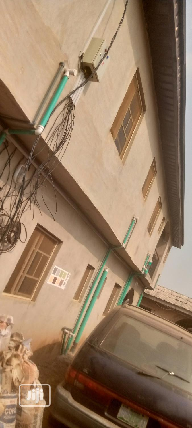 Archive: Newly Built Two Bedroom Flat for Rent at Bada Area Ayobo.