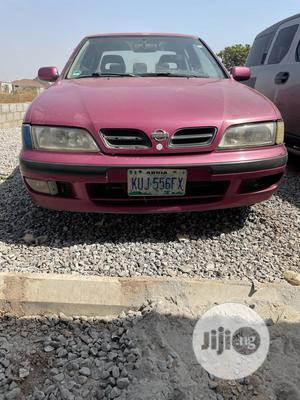 Nissan Almera 2002 Tino Red | Cars for sale in Abuja (FCT) State, Gudu