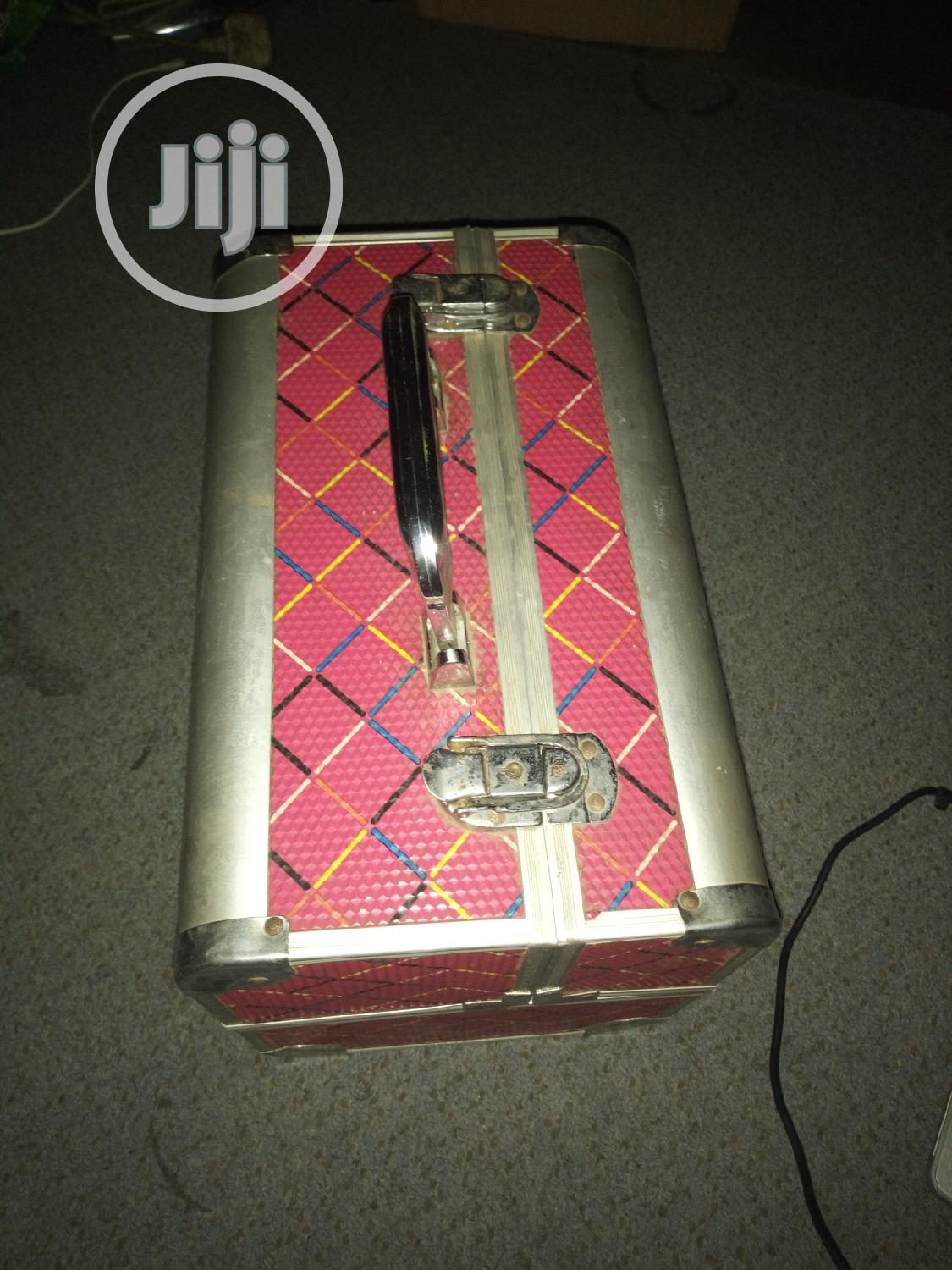 Makeup Box | Tools & Accessories for sale in Owerri, Imo State, Nigeria