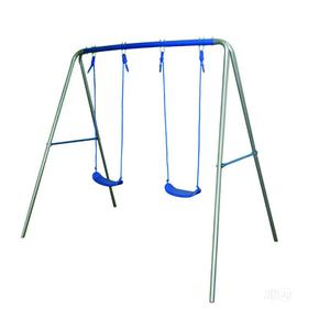 Double Children Swing Set With Seats for Playground   Toys for sale in Abuja (FCT) State, Central Business District