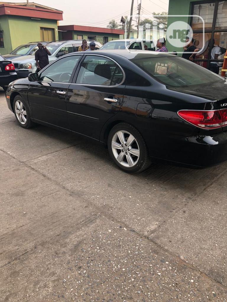Lexus ES 2006 Black   Cars for sale in Alimosho, Lagos State, Nigeria