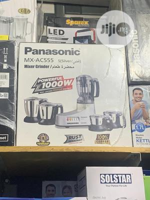 Panasonic Blender /Mixer Grinder :Mx-Ac555 | Kitchen Appliances for sale in Lagos State, Ojo