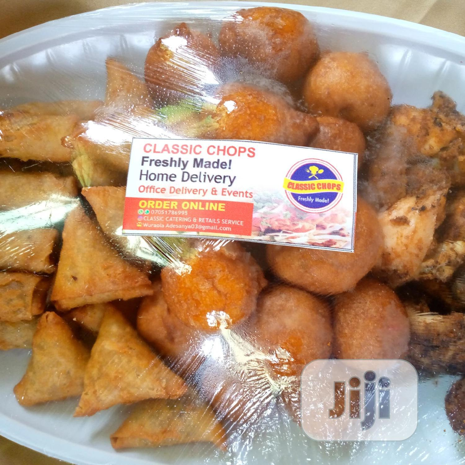 Archive: Small Chops