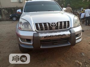 Toyota Land Cruiser Prado 2006 GX Silver   Cars for sale in Abuja (FCT) State, Gwarinpa