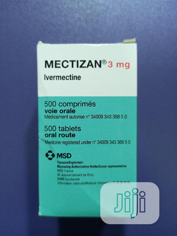MECTIZAN (Ivermectin) 3mg